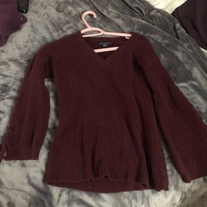 Long Sleeve American Eagle Top